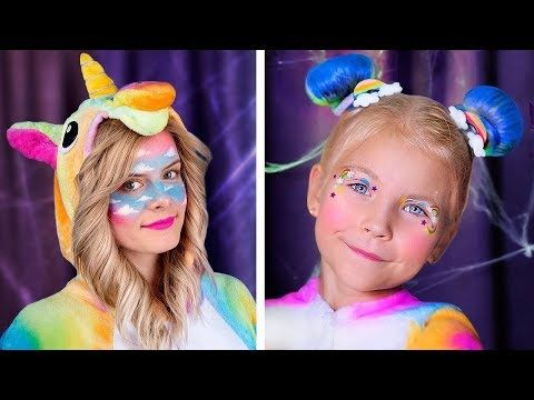 Makeup trends : 22 Best 7 cute halloween makeup ideas