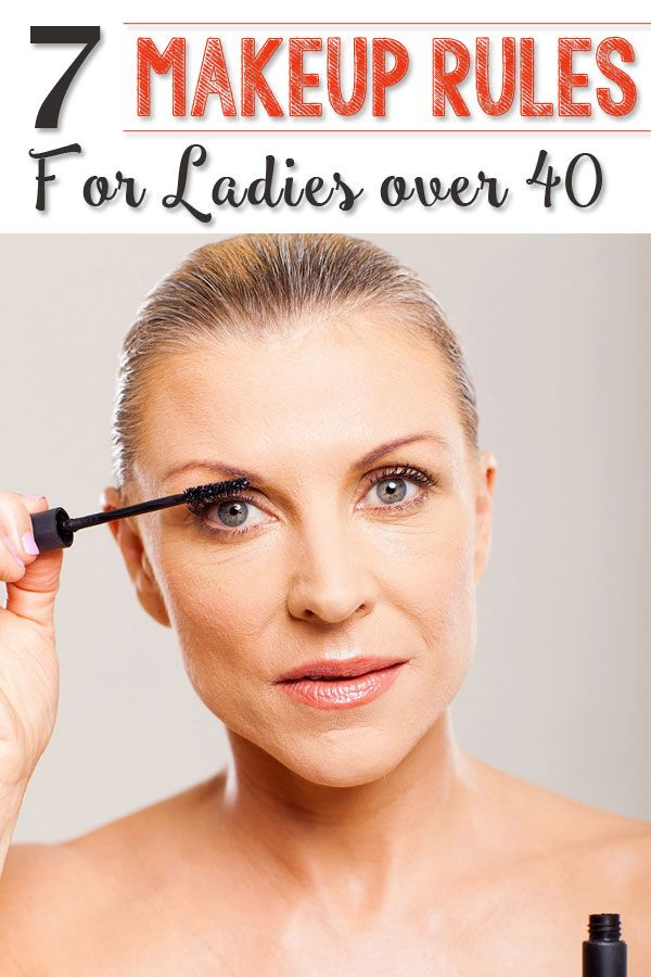 makeup ideas for over 40