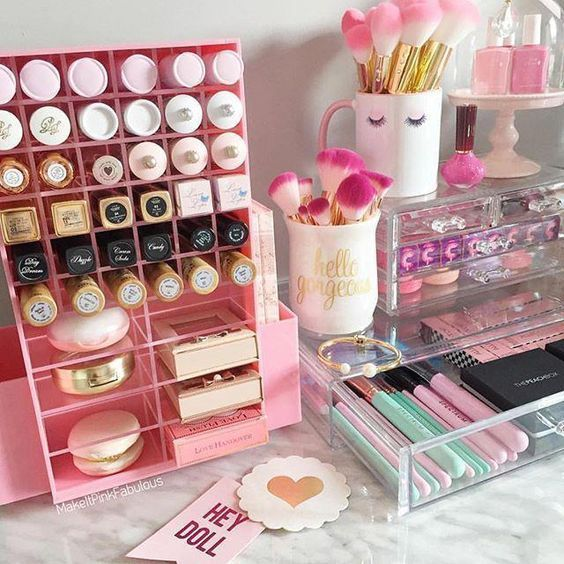 Ideas : Best shelving ideas for makeup