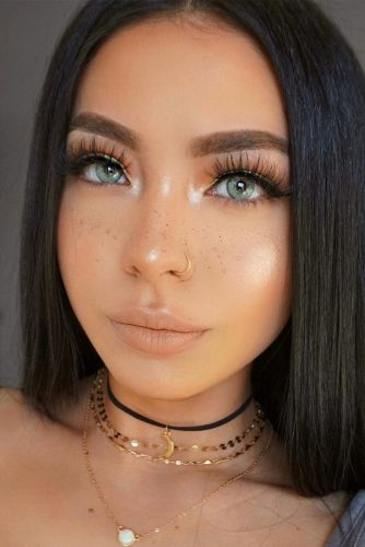 easy makeup looks for prom