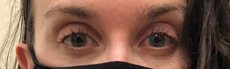 Do I have hooded eyes?  More in the comments