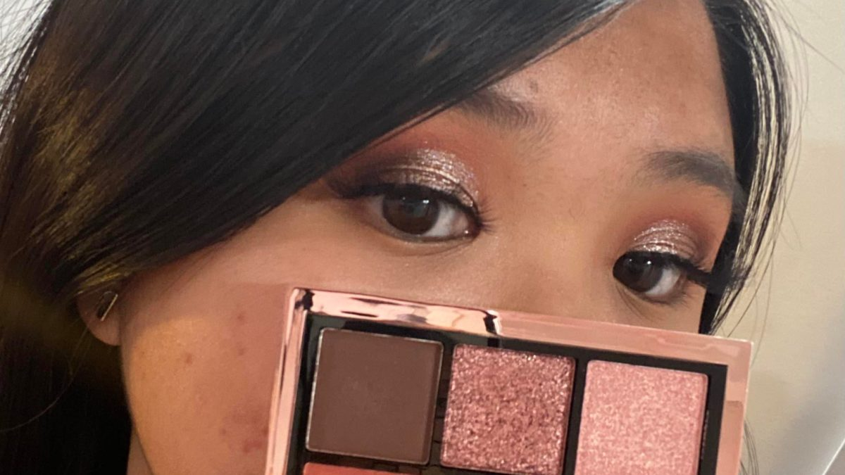 """Got LA Girls Keep it Playful 9-pan palette in """"Playmate"""".  I would give it a 7/10!"""
