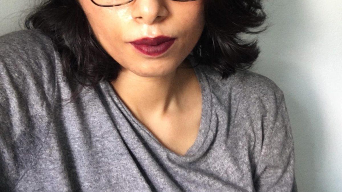 Help choose a dark / vampy lipstick