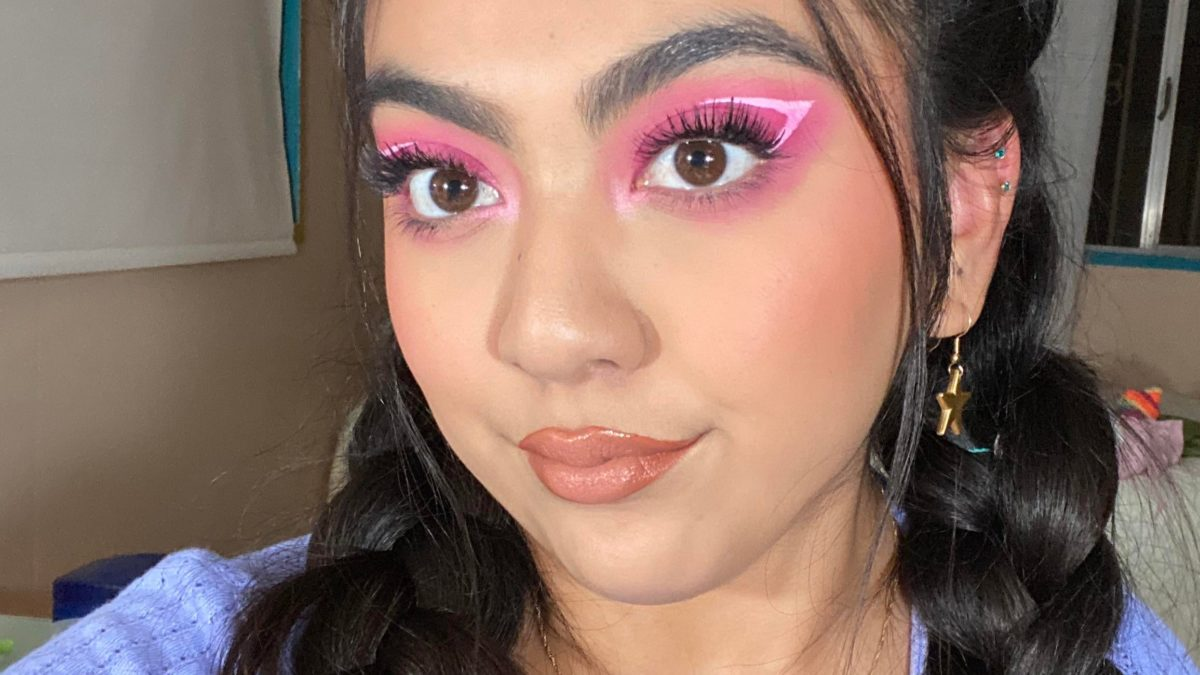 Neon pink lining ⚡️