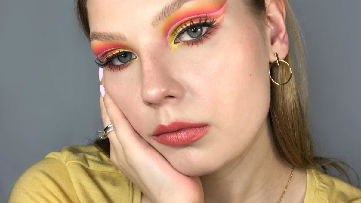 Pink and yellow 🍉🍋