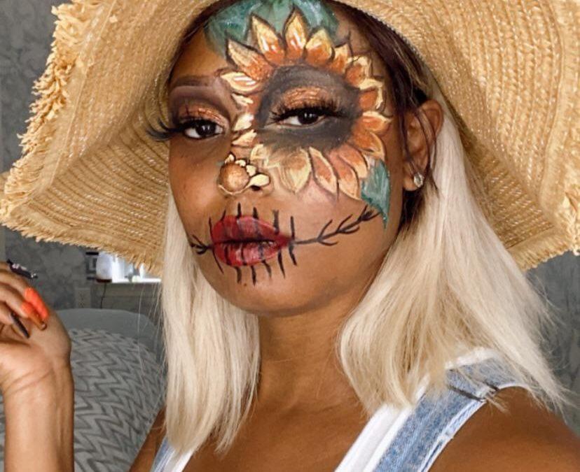 Sassy scarecrow