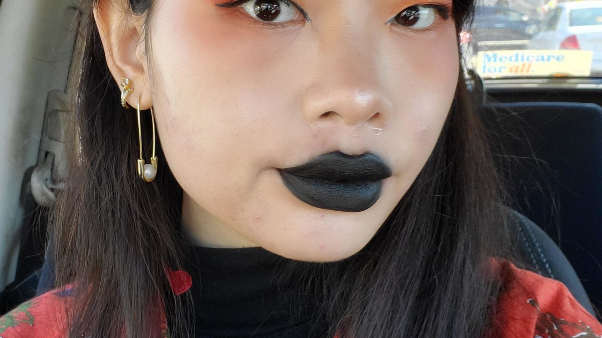 Some kind of Halloween look