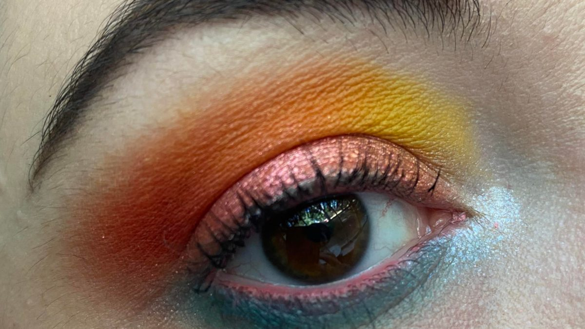 Very happy with my first look with the Feral palette from Menagerie Cosmetics!