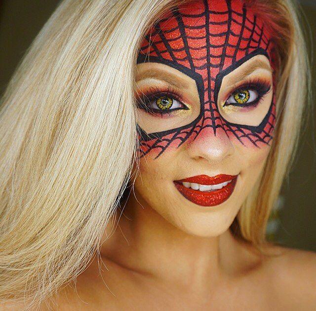 easy halloween makeup ideas pinterest