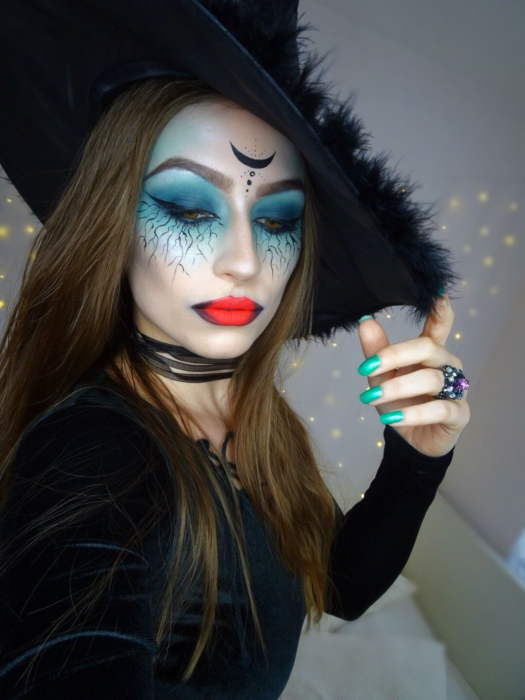 halloween makeup ideas for kid witches