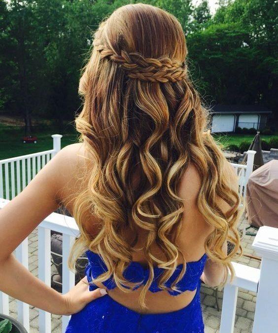 Ideas : Best semi formal makeup idea for teenage girl
