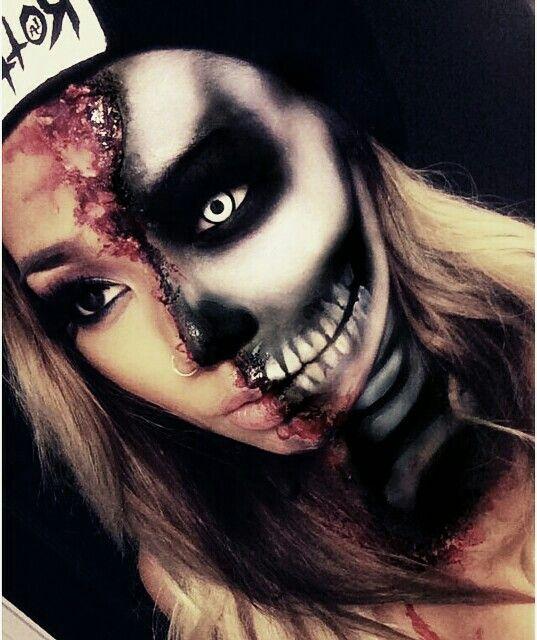Makeup trends : Top special fx halloween makeup ideas