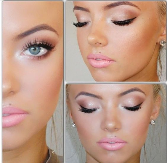 semi formal dance makeup ideas