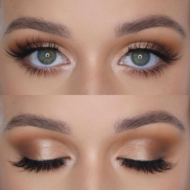 bridal makeup ideas for green eyes