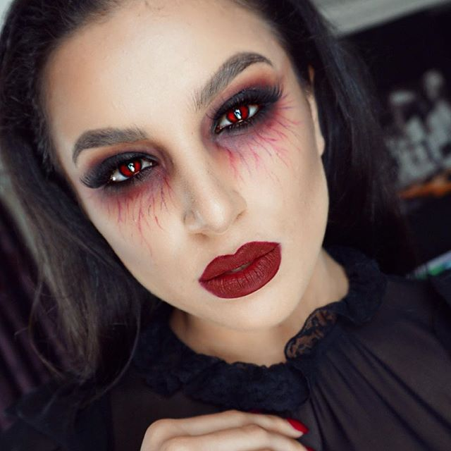 Ideas : Best vampire makeup for easy