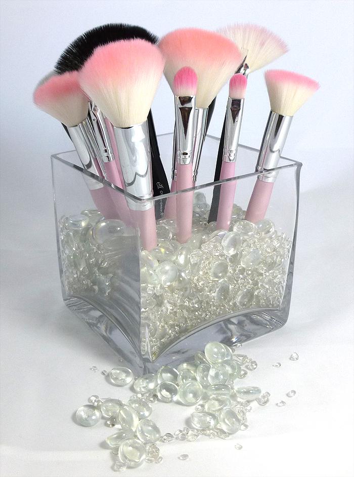 simple diy makeup storage ideas