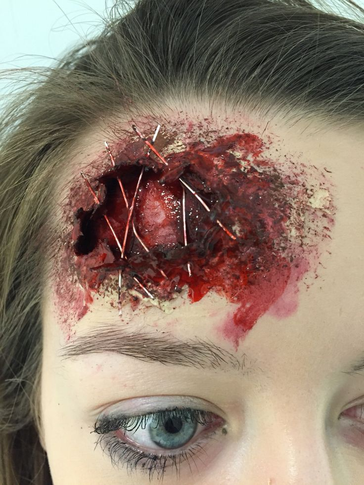 sfx makeup ideas with liquid latex