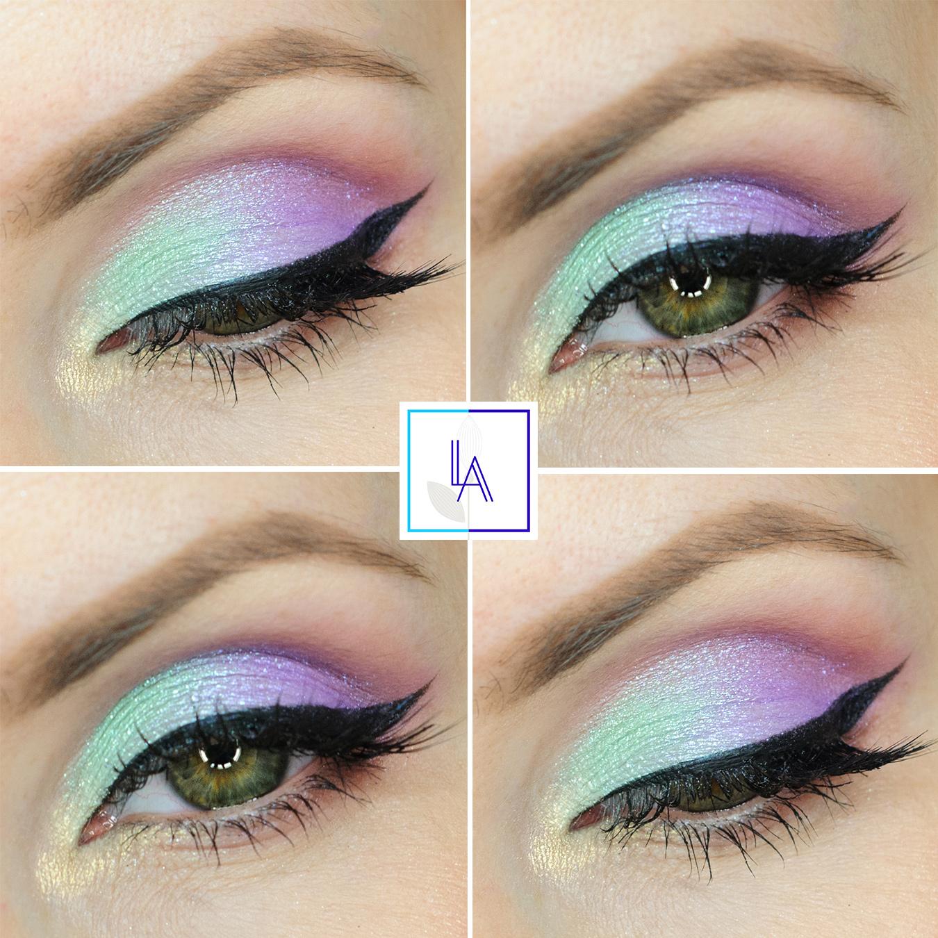 unicorn eye makeup ideas