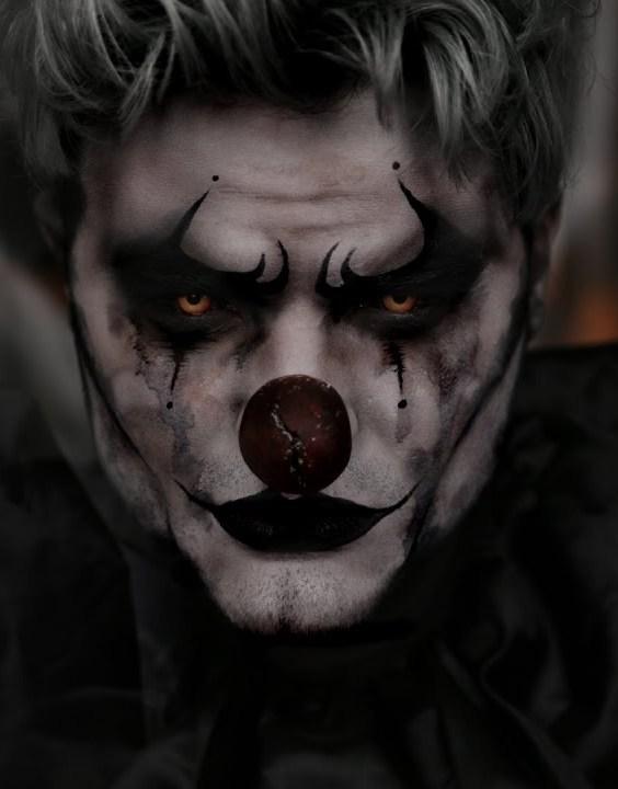 clown makeup ideas for guys
