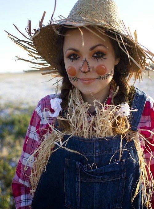 Trends : Best scarecrow ideas makeup