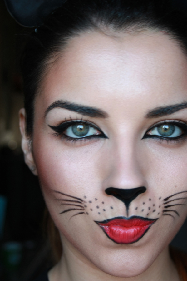 halloween face makeup ideas for adults