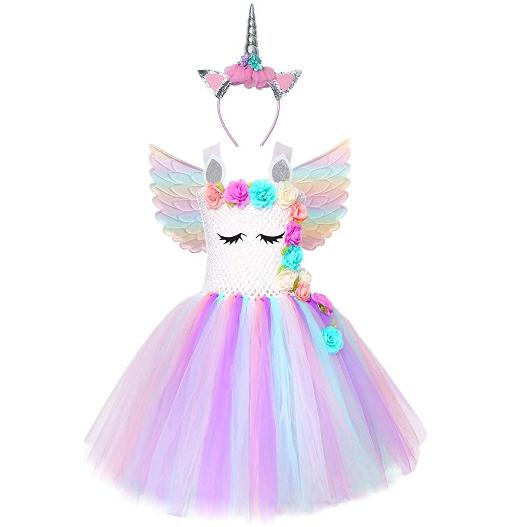 unicorn makeup ideas for little girl