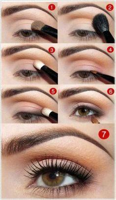 Inspo : 17+ Best eye makeup ideas for over 40s brown eyes