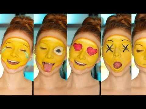 makeup ideas funny
