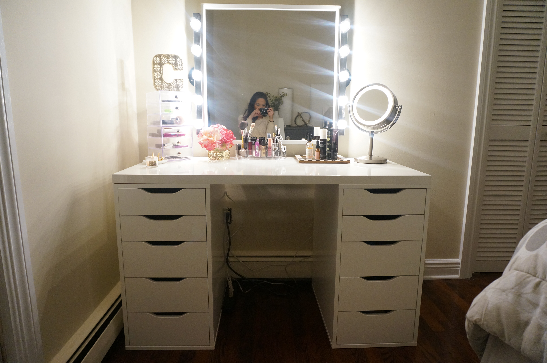 diy small makeup vanity ideas