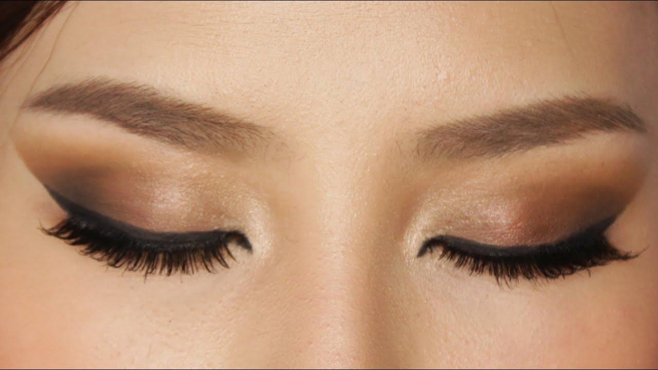 easy makeup for eyeshadow