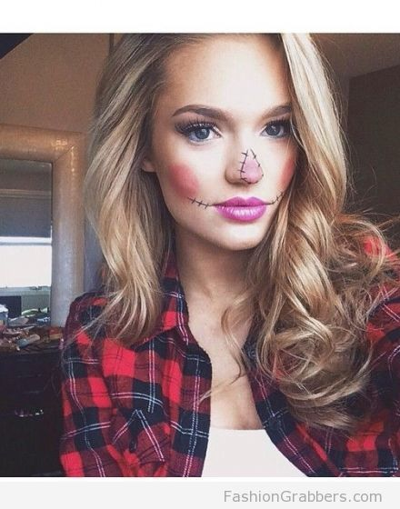 Makeup trends : Best simple halloween makeup ideas for work