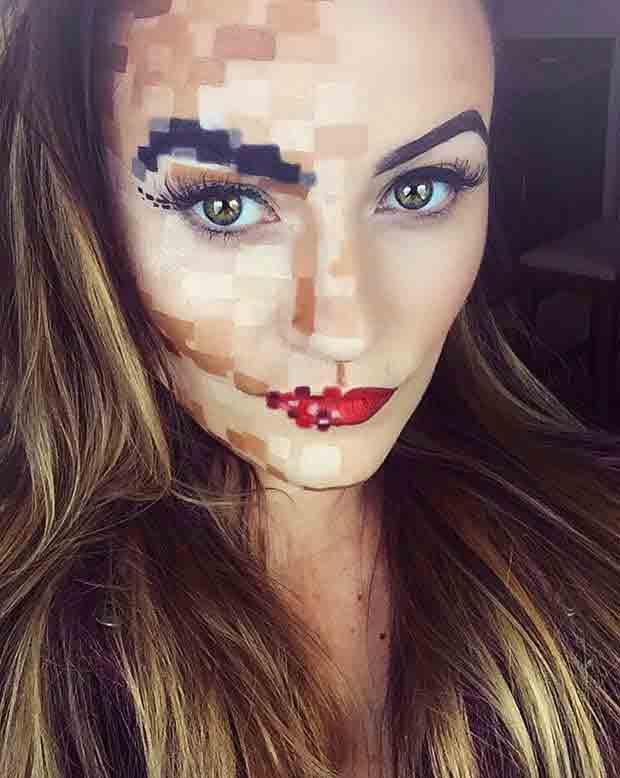 easy makeup tips for halloween