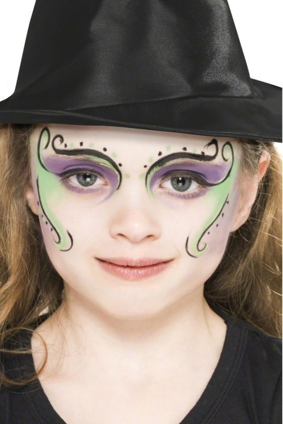 makeup ideas for witch costume