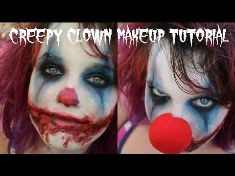 scary halloween makeup ideas youtube