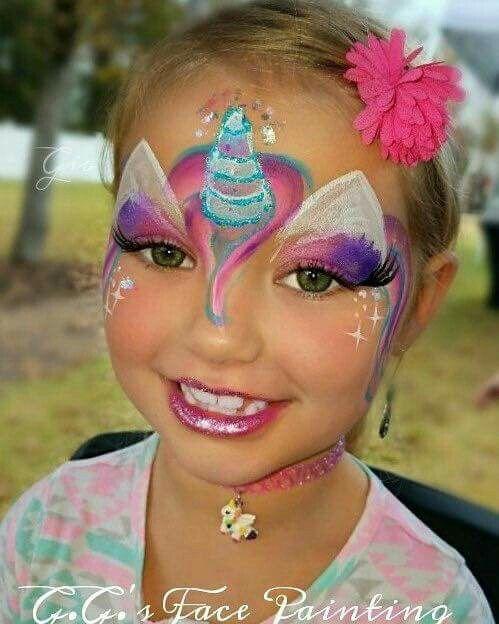 Collection : 25 Best beginner unicorn makeup easy
