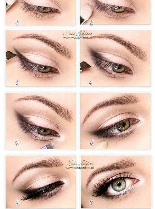Makeup trends : 25 Best eye makeup easy for beginners