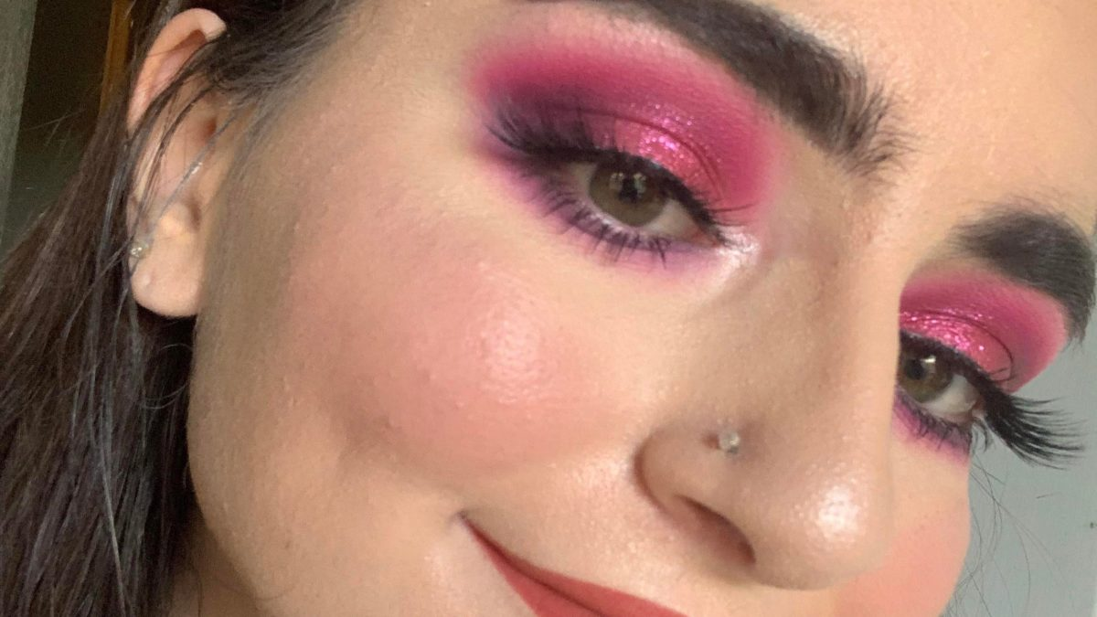 felt like 🍇💖 with this look!