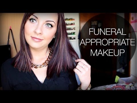 Trends : Best makeup ideas for funeral
