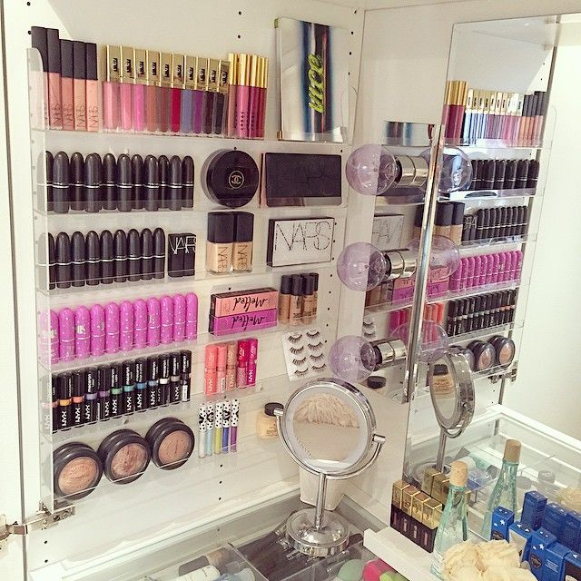 Trends : 22 Best storage ideas for makeup cheap