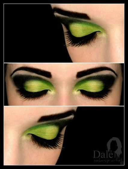 Makeup trends : 25 Best makeup ideas for witch costume