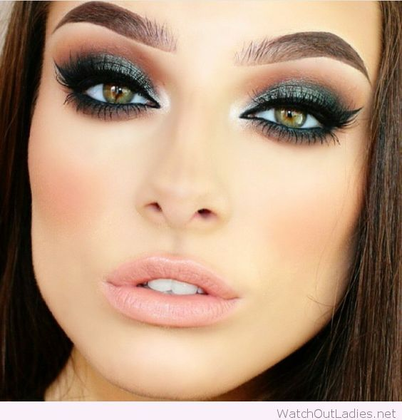 Collection : 23 Best best makeup ideas for green eyes