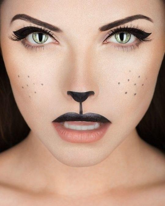 Makeup trends : Best simple costume makeup ideas