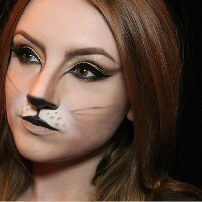cat makeup ideas kid