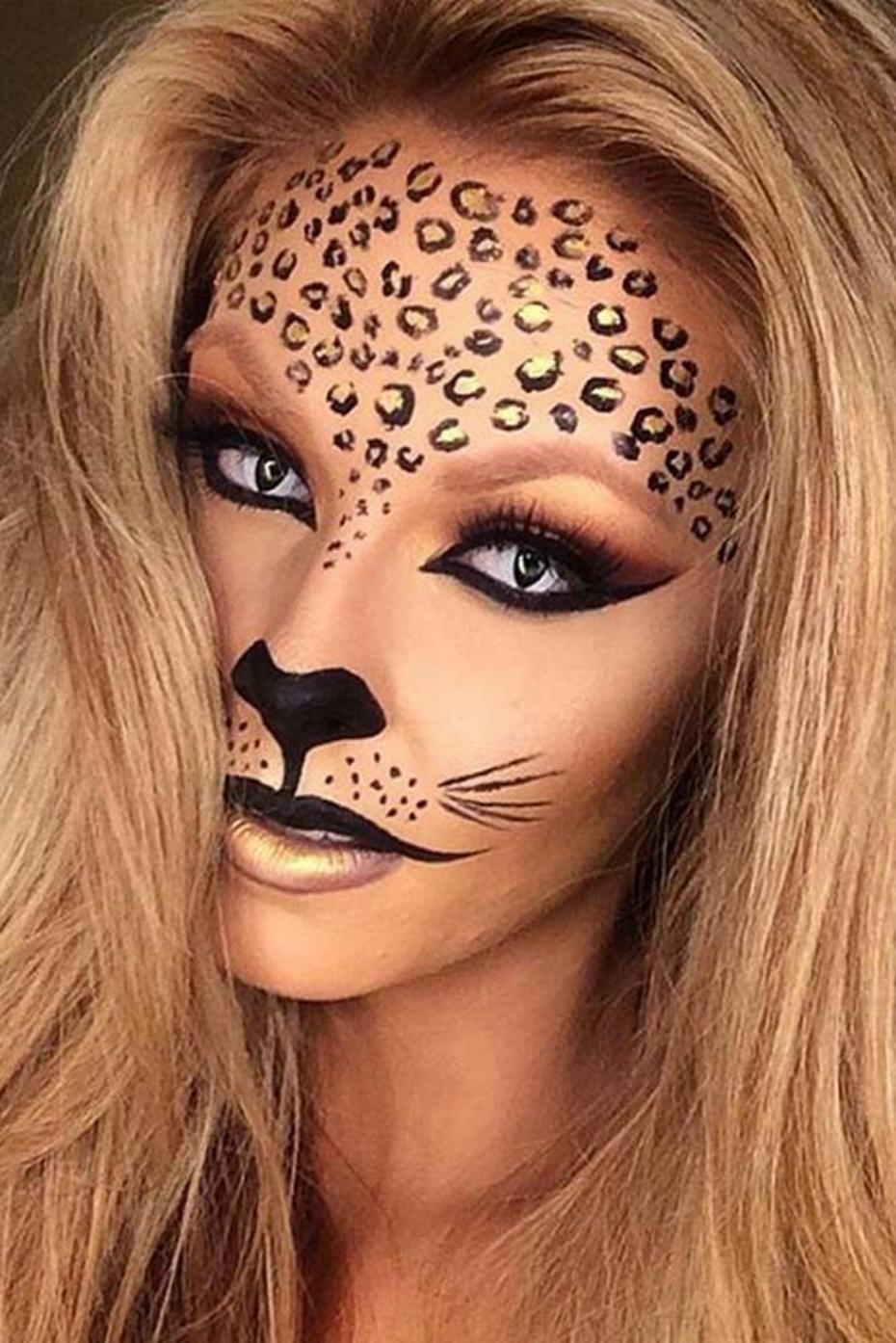 simple costume makeup ideas