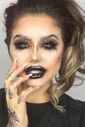 cute halloween makeup ideas 2020