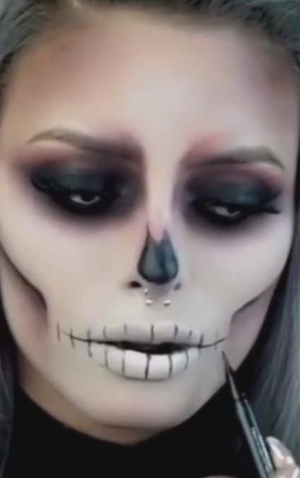 Trends : Best halloween makeup easy 2021