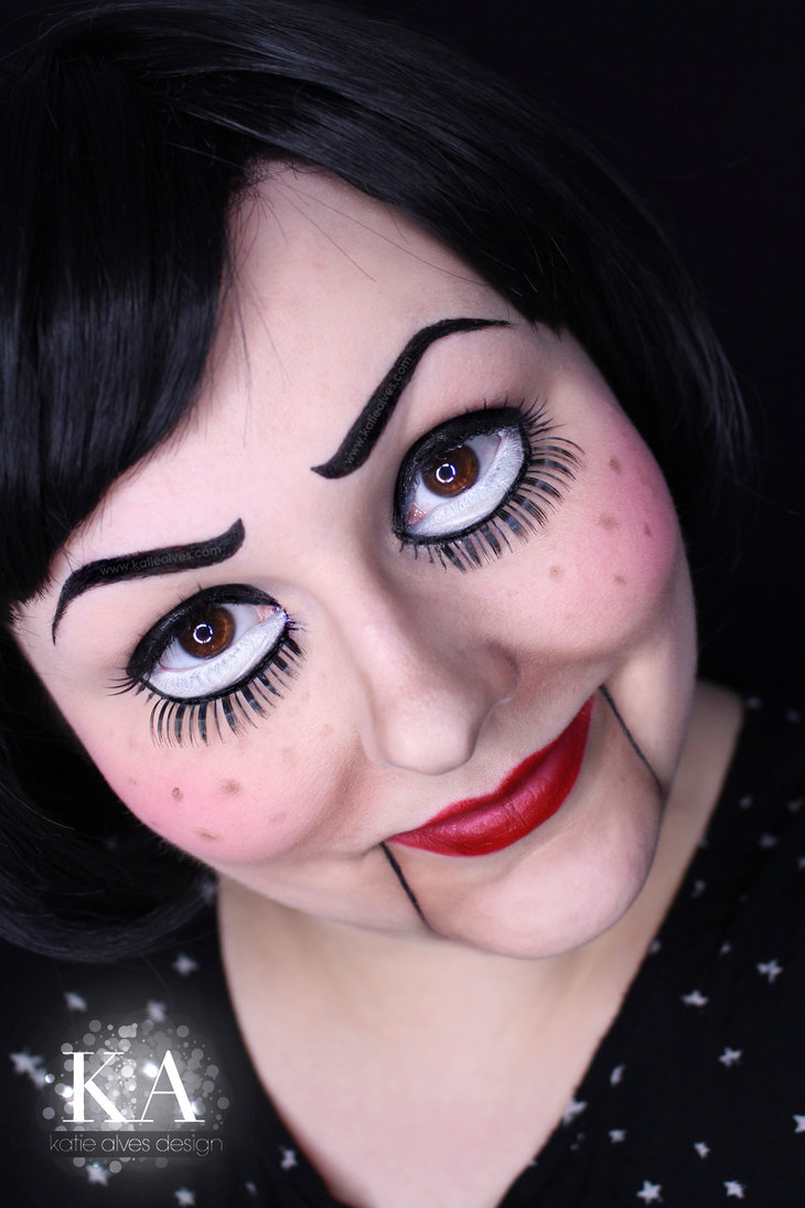 halloween makeup ideas for toddlers