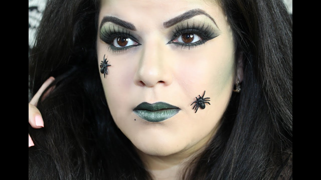 halloween makeup ideas for a witch