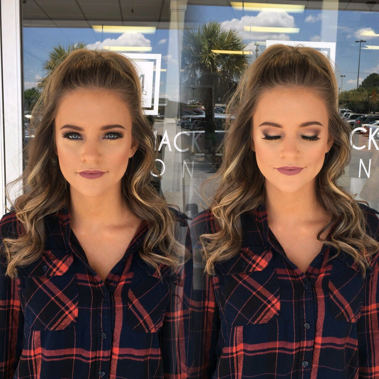 hair and makeup ideas for homecoming