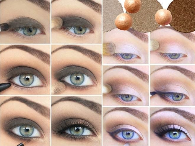 makeup styles for blue eyes and blonde hair